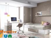 Tendencias dormitorios juveniles para 2017