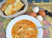 Sopa castellana sopa