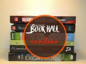 Blog Book Haul Navideño