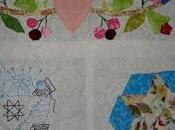 Isi.I love patchwork.Bloques 11,12,13.