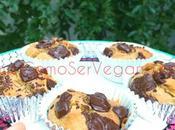 Magdalenas azúcares añadidos, gluten (usando dátiles mantequilla cacahuete)