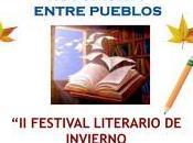 Festival literario Invierno ENTRE PUEBLOS