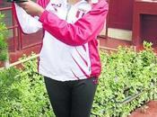 Atleta cusqueña Eliona Delgado graduó UNSAAC como contadora