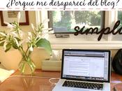 ¿Porque desaparecí blog?