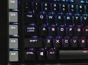 Corsair presenta nuevo teclado mecánico para juegos Platinum