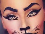 imagenes halloween para maquillar mujer originales
