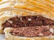 Rollo Hojaldre Carne Queso