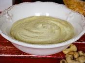 Crema cajú (Queso raw)