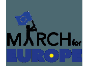 Marchemos juntos Europa Federal Roma