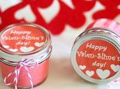Slime Moco gorila brillante para Valentín imprimibles gratis