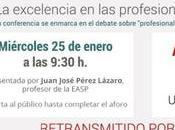 Debate sobre #profesionalismo Salud @EASPSalud