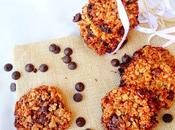 Galletas quinoa avena chocolate (sin huevo)