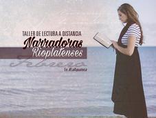 Taller Lectura febrero: Narradoras Rioplatenses #LaAquateca