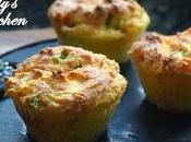 Muffins tres Pimientos