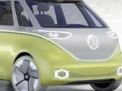 minibus Volkswagen para siglo diseño)