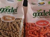 Goodel pasta lenteja roja trigo sarraceno
