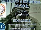 Silver Concierto. feb. 20'30hs YogaSala Málaga.