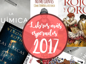 ¡Libros esperados para este 2017!