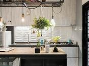 Mini Kitchen para mini estudio 30m2.