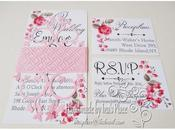 Invitación Bodas Inspirada Primavera Inspired Wedding Invitation Spring.