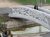 primer puente peatonal creado impresora