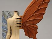 John Morris: anatomía mecánica forma escultura