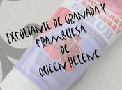 Exfoliante Granada Frambuesa Queen Helene