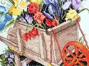 Carro flores