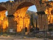 Ruinas Hierápolis. Turquía