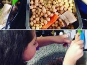 MiniChef Alejandra.- propuesto aprenda cocinar #QueComemosHoy #ConLasManosEnLaMasa