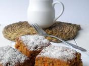 Bizcocho zanahoria frutos secos (Carrot nuts cake)