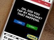IKEA crea unos banners preguntan hecho click error
