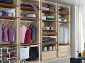 Claves para organizar armario vestidor