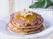 Pastel Tortitas Horchata Chocolate