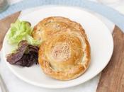 Empanadillas lacón grelos (sin lactosa)