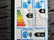 ¿Qué significado tiene etiqueta europea neumáticos?