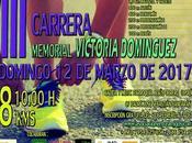 Vuelve Carrera Victoria Domínguez