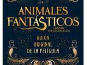 Reseña: animales fantasticos donde encontrarlos (guion original)