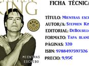 Reseña: Mientras escribo, Stephen King