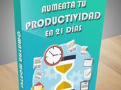 Consigue eBook 'Aumenta Productividad Días'