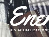 Actualizaciones Literarias (Enero, 2017)
