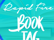 ¡Rapid Fire Book Tag!