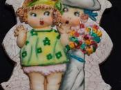 Galletas amor vintage