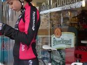 Cursa ciclista Malgrat Mar. Barcelona
