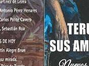 """Marcapáginas """"Teruel Amantes, Nuevos relatos para aniversario""""."""