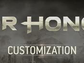 personalización Honor vídeo