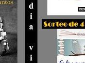 Sorteo ejemplar Media vida, Care Santos.