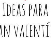 Libros para regalar Valentín