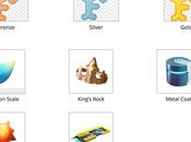 Logran sacar imágenes nuevos objetos, iconos vestimentas llegar Pokémon