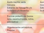 Complementos nutricionales para artritis artrosis